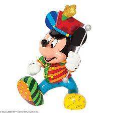 Disney Romero Britto Band Leader Mickey Mouse Figurine Ornament 21.5cm 4039135
