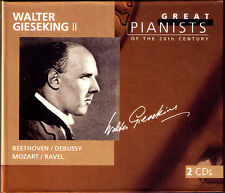 Great Pianists Of The 20th Century - Walter Gieseking