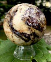 265g  RARE NATURAL PIETERSITE CRYSTAL POLISHED HEALING SPHERE  Reiki  NAMIBIA