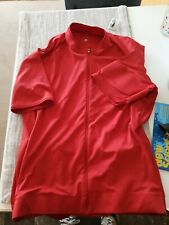 Rapha Core Jersey Large Red