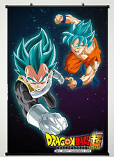 Dragon Ball Z  Super Fighting Hot Japan Anime  Wall Scroll Poster 30x45cm