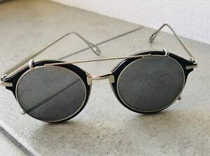 Sonnenbrille runde Gläser  Hippi Look, The Biker Brille