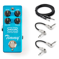 New MXR CSP027 Timmy Paul Cochrane Overdrive Guitar Effects Pedal