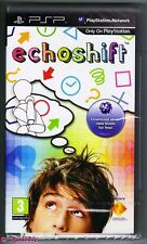 * Sony Playstation PSP NEW Game * ECHOSHIFT * NEW not sealed Sca