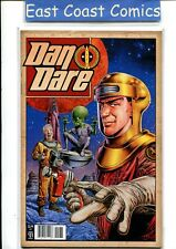 DAN DARE #1 - COVER C RETRO VARIANT - 1st PRINT - TITAN