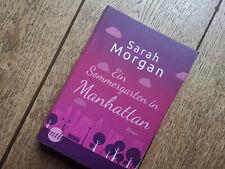 Ein Sommergarten in Manhattan von Sarah Morgan (2017, Taschenbuch)
