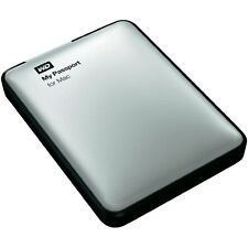 "WD My Passport for Mac 1tb 2,5"" USB 3.0 wdbgch 0010bsl disco duro externo 1000gb"