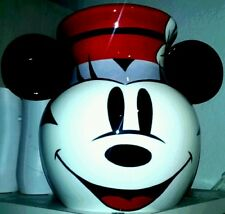 Vase Disney Limited Edition Only 250 HUGE LARGE Ceramic Minnie Mouse