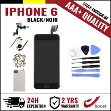 AAA+ LCD TOUCH SCREEN/SCHERM/ÉCRAN ASSEMBLY BLACK NOIR + TOOLS FOR IPHONE 6 4.7""