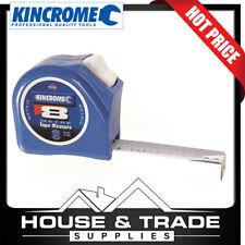KINCROME Tape Measure 8m Metric K11018