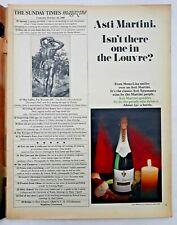 Sunday Times Magazine 19 Oct 1969: Age, Charles Atlas, Joan Crawford, Marimekko