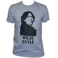 Oscar Wilde T shirt- Writer Poet Byron Shelley Art Retro Men's Women's Jumper