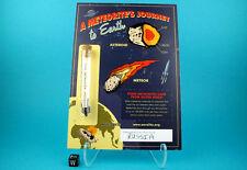 Russian Meteorite, Sikhote-Alin Shrapnel Collectible / Meteorite's Journey Card