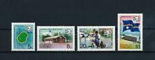 Nauru  #114-7 MNH, U.P,U., 1974