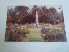 The Round Garden, Drakelowe (Banks of the Trent) Gardens of England   §B3355