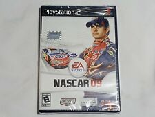 NEW Nascar 09 Playstation 2 Game SEALED PS2 car racing EA Sports 2009 US NTSC