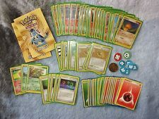 Pokemon TCG: EX Sandstorm Rulebook, Card List, 60+ Cards (Ruby & Sapphire Incl.)