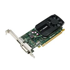 4K NVIDIA Quadro K600 Tarjeta gráfica 1gb GPU PCIe x16 HDCP dp1.2 CUDA OPENGL
