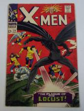 The X-Men #24 (1st Print) 2.5 GD+ Marvel 1966
