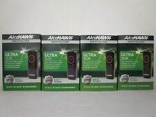 4 Alcohawk Breathalyzer Ultra Slim Led Display Detector D.O.T Sealed - Nt 6052