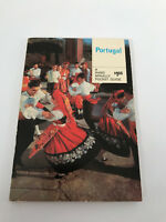 1966 Rand McNally Portugal Pocket Travel Guide Whelpton