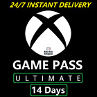 Xbox LIVE 14 Day GOLD + 14 day Game Pass, XBOX GAME PASS ULTIMATE Fast Delivery <br/> 10K+ REVIEW✔️ Worldwide✔️ Fast Delivery✔️ NEW/OLD ACC✔️