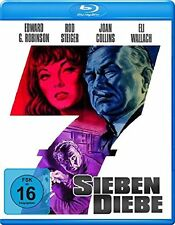 SEVEN THIEVES - Blu Ray Disc -