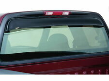 For 2007 GMC Sierra 1500 HD Classic Rear Window Deflector GT Styling 33758RZ