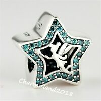 Authentic Pandora 791920 Silver 925 ALE DISNEY TINKER BELL STAR CHARM