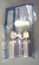 """Qty X 2 Swagelok Ss-810-R-16 Stainless Steel Tube Reducer 1/2"""" X 1"""" Tube Od"""