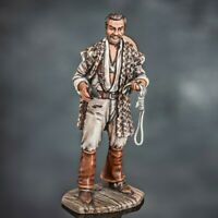 Painted Toy Soldiers 54mm The Ugly Miniature Figure 1/32 scale Wild West Cowboy