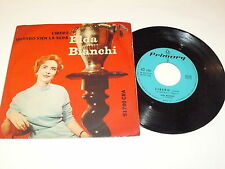 """ELDA BIANCHI """"LIBERO'"""" disco 45 giri PRIMARY Italy Modugno R'n'R RARE"""