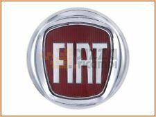 *FRP* STEMMA FREGIO LOGO ANTERIORE FIAT 500 07> diametro 95 mm escudo frieze