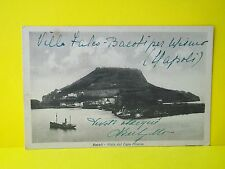 BACOLI: vista dal Capo Miseno 1930