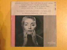 MARIA MENEGHINI CALLAS Madme Butterfly ESBF 173