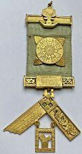 Jewel PM Mosaic Lodge 5028 Dudley Worcs. Masonic