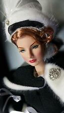 Fashion Royalty 2012 Giselle as Norma Desmond in Sunset Boulevard Dressed Doll