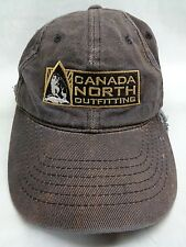 Canada North Outfitting Baseball Hat Cap Guide 2013