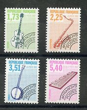 STAMP / TIMBRE FRANCE NEUF PREOBLITERE SERIE 224/227 ** COTE 8 €