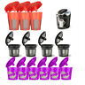 1/3/4 PACK Reusable K-Cup K Carafe Coffee Filter Pod Fits Keurig 2.0 1.0 Coffee