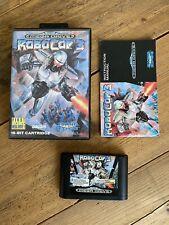 Robocop 3. Sega MegaDrive.