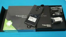 BlackBerry Evolve BBG100-1 64GB 4GB Black T-Mobile. New Cosmetic openbox.