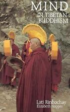Mind in Tibetan Buddhism by Elizabeth Napper and Lati Rinbochay (1981, Paperback