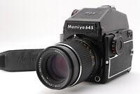 [Exc]Mamiya M645 1000S Medium Format Film Camera w/150mm f4 lens from JAPAN #162