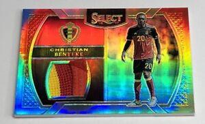 2016 Select Christian Benteke Tie Dye Patch #d 06/30