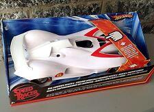 "Rare# Hot Wheels Speed Racer Big Sounds 18""Inch Mach 6 Nib"