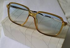 Dunhill nos Vintage años 80 Raro Optyl Marco Mod. 6028 Anteojos Gafas de sol &