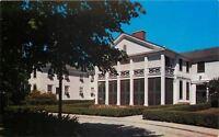 Bloomington Indiana~University~Union Club~1953 Postcard