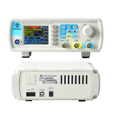 15MHz LCD Dual Chanel Arbitrary Wave DDS Signal Generator Pulse Signal Source
