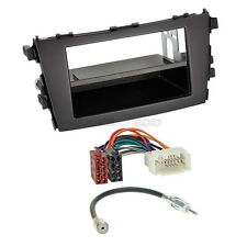 Suzuki Celerio ab 14 1-DIN Autoradio Einbauset Adapter Kabel Radioblende